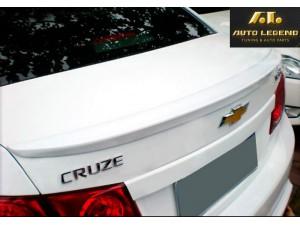 Лип спойлер на крышку багажника для Chevrolet Cruze