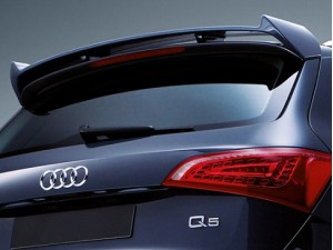 Спойлер на крышу для Audi Q5 ABT