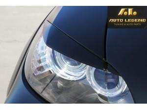 Реснички на фары для BMW X6